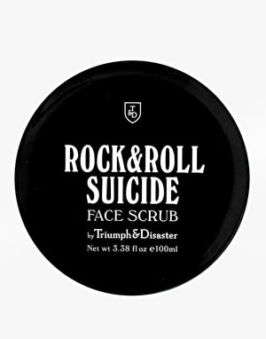 Triumph & Disaster Rock & Roll Suicide Exfoliating Face Scrub 145g