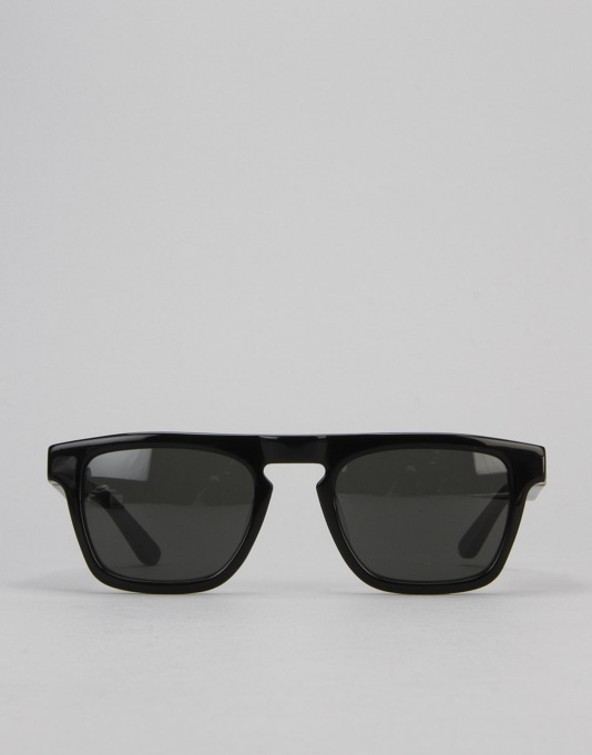 Stüssy Louie Sunglasses - Black/Gold