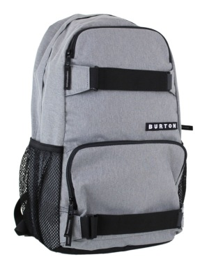 Burton Treble Yell Backpack - Grey Heather