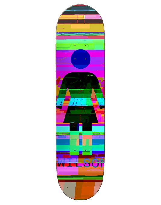 Girl Wilson Glitch Mode Pro Deck - 7.875""