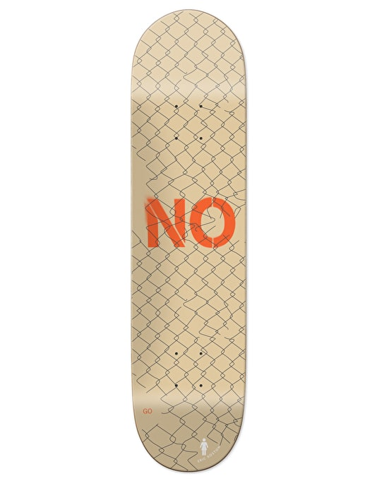 Girl x LA8 x The Art Dump Koston Wilshire Pro Deck - 8.25""