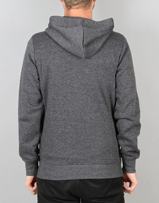 Element Nova Zip Hoodie - Charcoal Heather