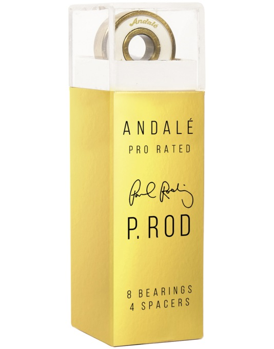 Andalé P-Rod Pen Box Pro Bearings