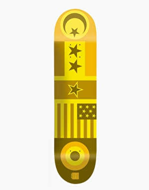 Chocolate Perez Flags Pro Deck - 8.25