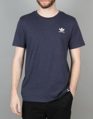 Adidas Clima 2.0 T-Shirt - Legend Ink Mel