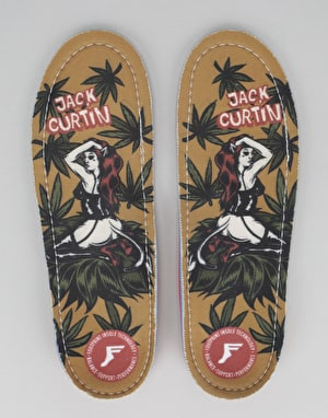 Footprint Curtin BR 5mm Gamechangers Insoles