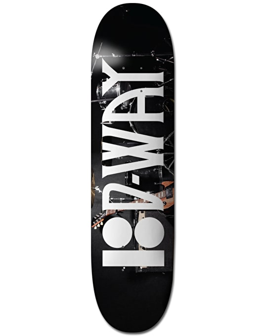 Plan B Way Tunes Pro.Spec Pro Deck - 8.25""