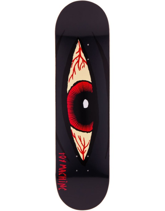 Toy Machine Sect Eye Bloodshot Team Deck - 8""