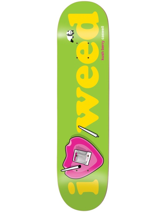Enjoi Berry I Heart Series Pro Deck - 8.5""