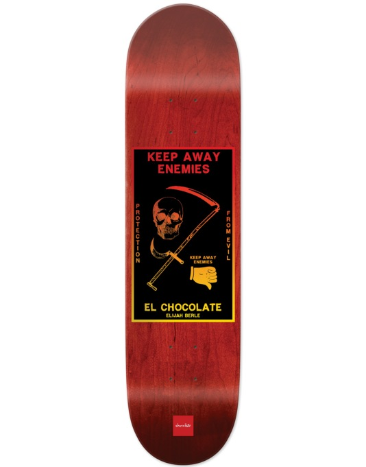 Chocolate Berle Black Magic Pro Deck - 8.375""