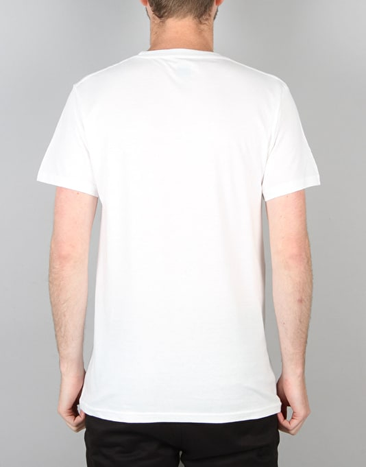 HUF Three Pack T-Shirt - White