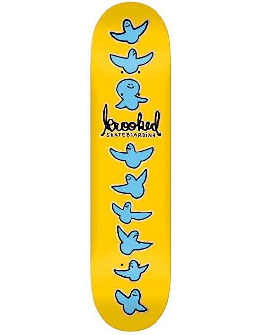 Krooked Birdical Team Deck - 8.06""