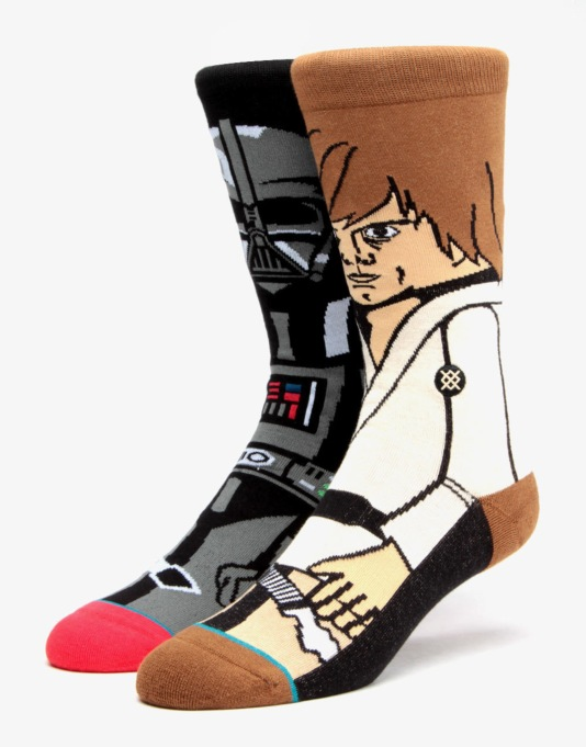 Stance x Star Wars Force Socks - Blue