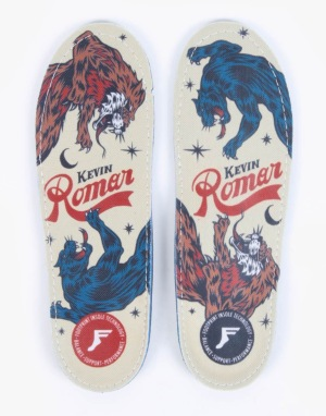 Footprint Romar Gamechangers Insoles