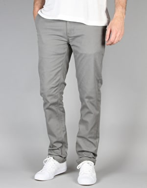 Brixton Grain Chino Pant - Grey