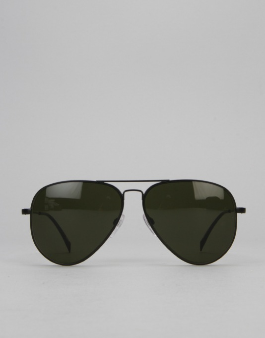 Electric AV1 Sunglasses - Black/Medium Grey