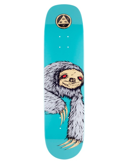 Welcome Sloth 2 on Pheonix Team Deck - 8""