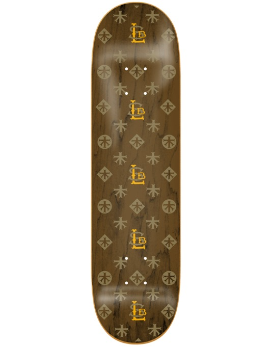 Landscape Repeats Monogram Team Deck - 8""