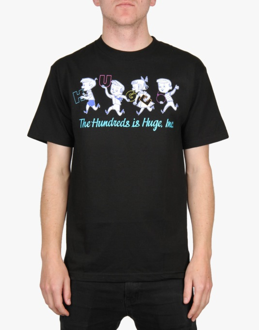 The Hundreds Field Trip T-Shirt - Black