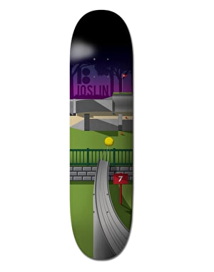 Plan B Joslin The DOE Pro.Spec Pro Deck - 8.125