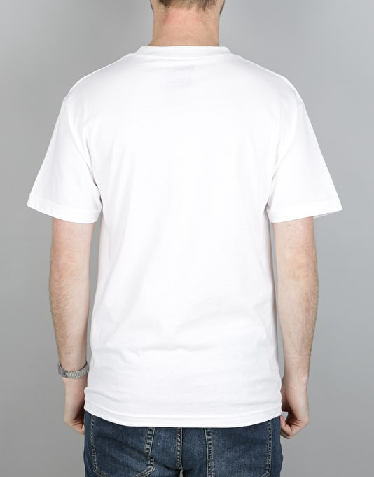 DGK x FTC Boss T-Shirt - White