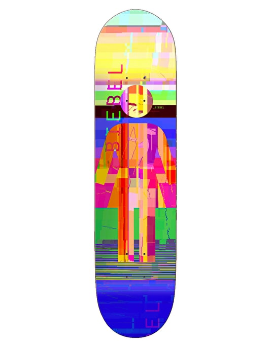 Girl Biebel Glitch Mode Pro Deck - 8""