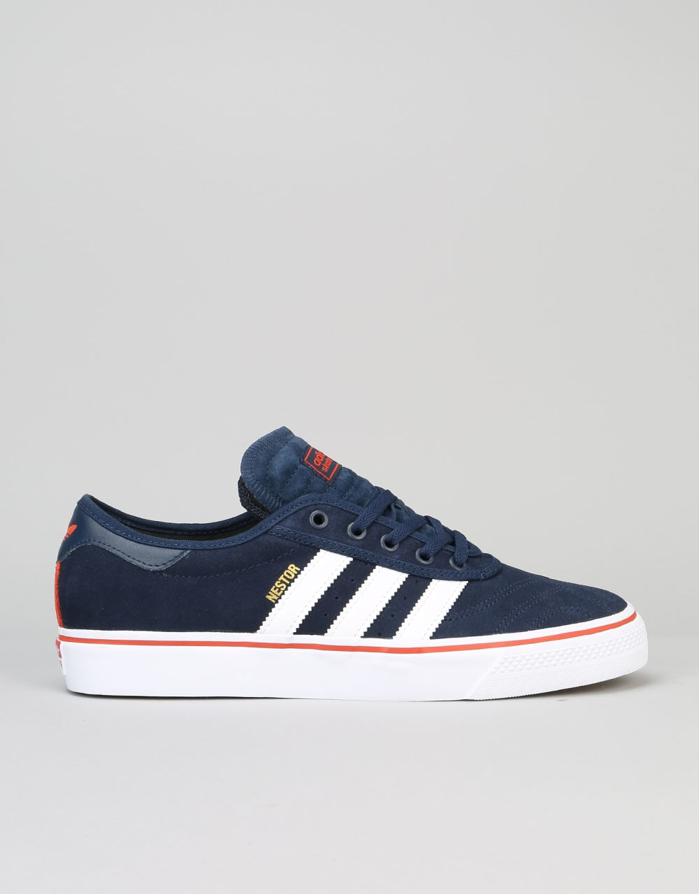 new product c84dc a0655 Adidas Adi-Ease Premiere ADV Skate Shoes - Collegiate NavyWhiteCraft  ChilI  Sale  Clearance  Cheap Skate Clothing, Footwear  Hardware   Route One