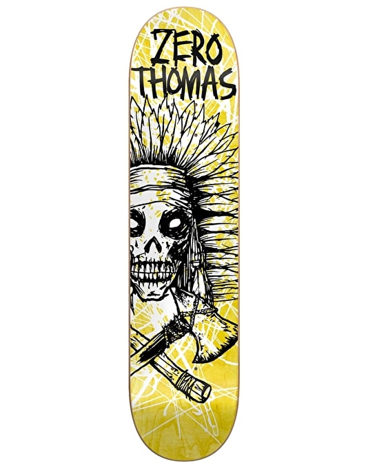 Zero x Fos Thomas Dark Ages Impact Light Pro Deck - 8.375""