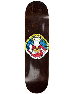 RIPNDIP Stained Glass Team Deck - 8.25