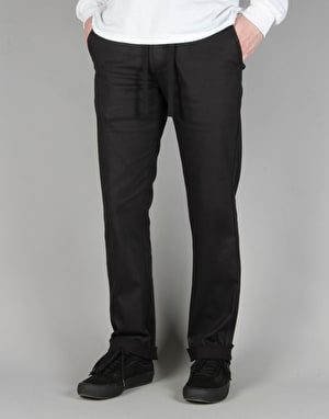 Element 92 Field Chinos - Black