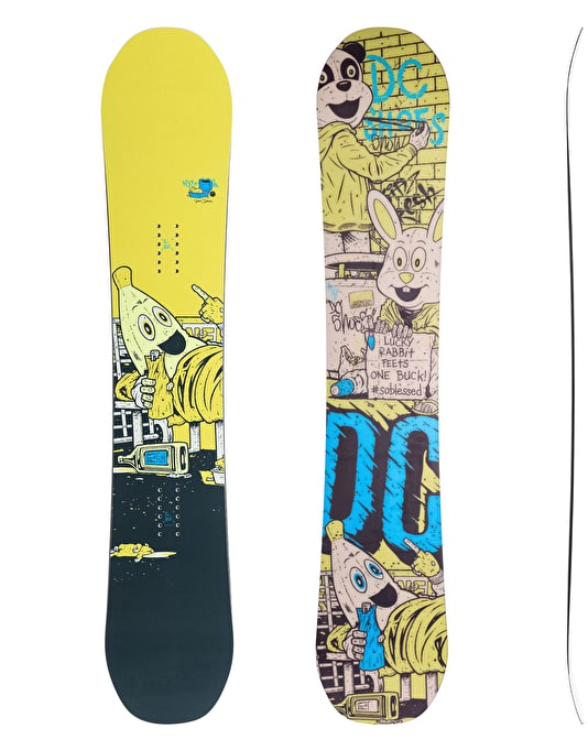 DC Ply 2016 Snowboard - 156