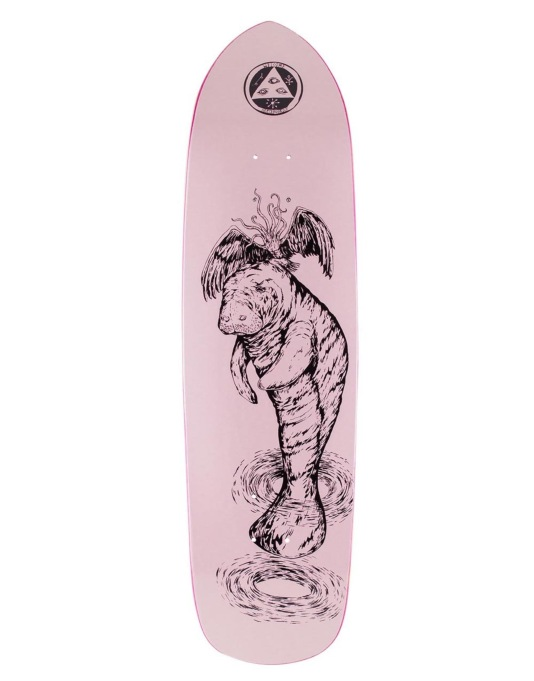 Welcome Mermaid on Squidbeak Team Deck - 8.6""