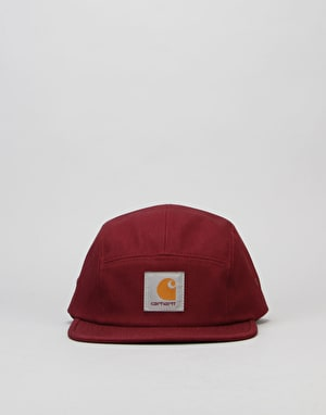 Carhartt Backley 5 Panel Cap - Chianti