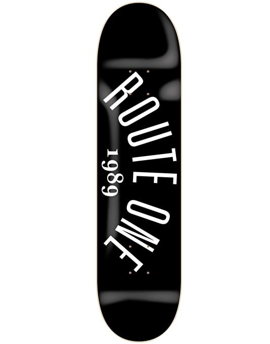 Route One Arch Logo Team Deck - 8""