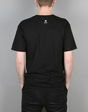 Emerica Triangle T-Shirt - Black/White