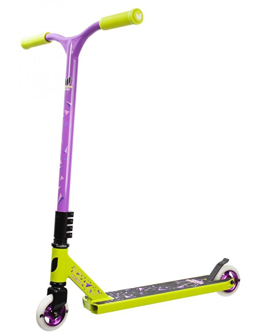 Blazer Pro Cyclone Scooter - Green/Purple