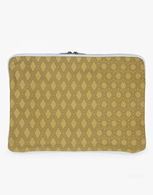 Vans Laptop Case - Shoe Print