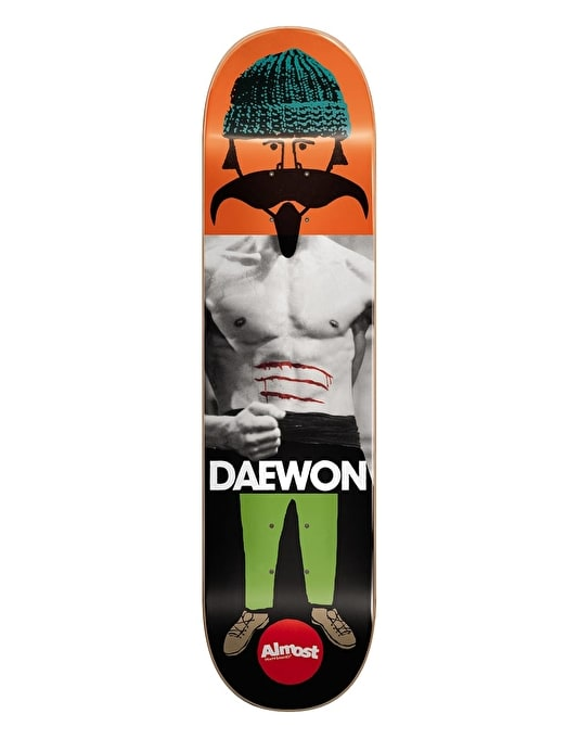 Almost Daewon Remix Dude Impact Light Pro Deck - 8.25""