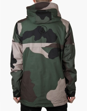 Volcom Alternate Ins 2016 Snowboard Jacket - Camo