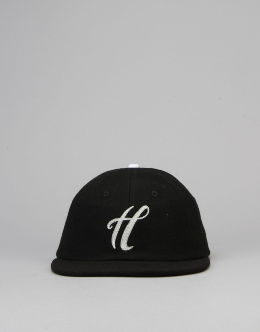 The Hundreds x New Era Meaning Strapback Cap - Black