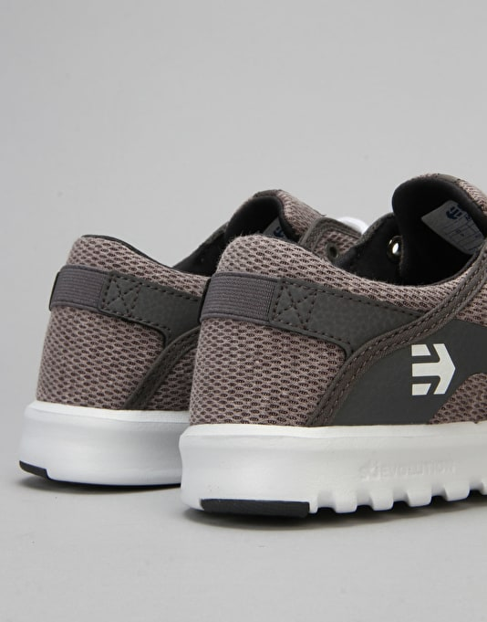 Etnies Scout Shoes - Grey/White/Navy