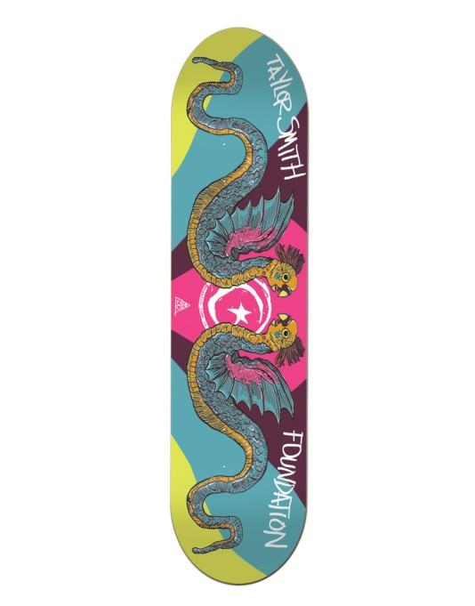 Foundation Smith Serpents Pro Deck - 8.25""