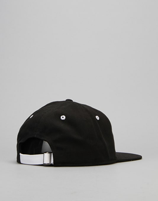 The Killing Floor Other Worlds Unstructured Strapback Cap - Black