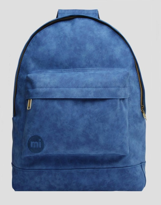 Mi-Pac Nubuck Backpack - Royal Blue