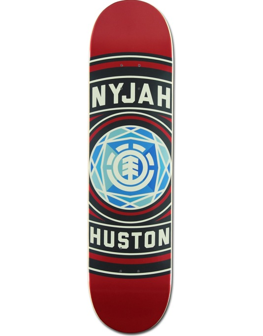 Element Nyjah Iron Featherlight Pro Deck - 7.75""