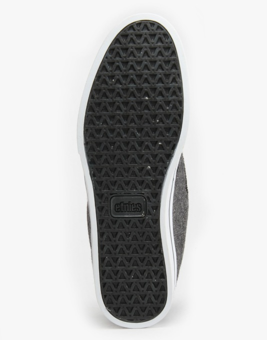 Etnies Jameson 2 Eco Skate Shoes - Dark Grey/Grey