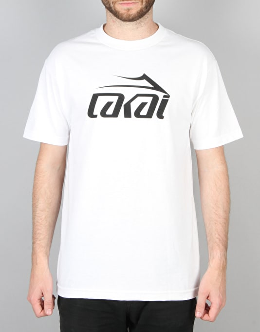 Lakai Basic Standard T-Shirt - White
