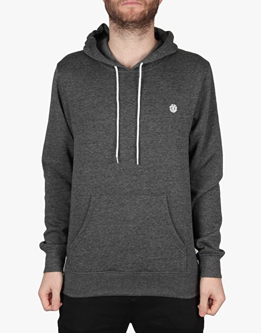 Element Grime Pullover Hoodie - Charcoal Heather