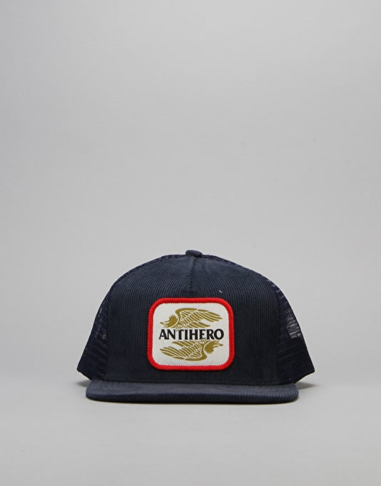 Anti Hero AHXR Trucker Cap - Navy