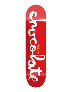 Chocolate Berle Original Chunk Mini Pro Deck - 7.25